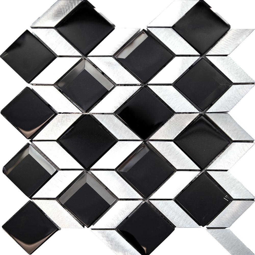 ALBA schwarz silber Image