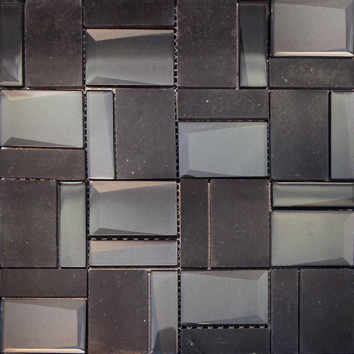 EOS schwarz marmoriert Image