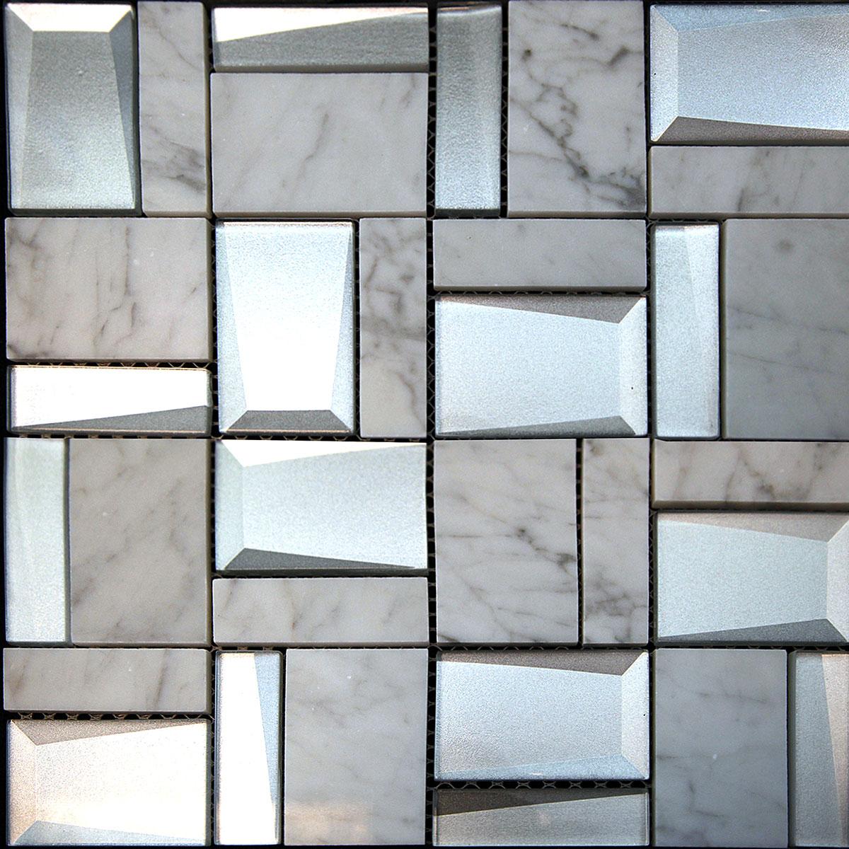 EOS weiß marmoriert Image
