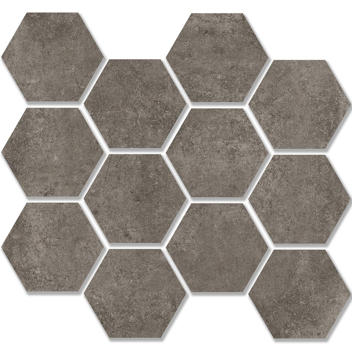 CAPETOWN timeless grey (graubraun) HEXA Image