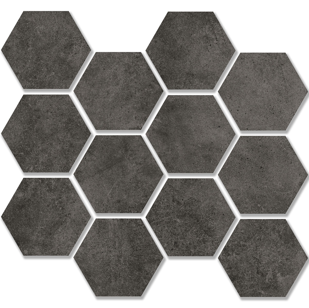 CAPETOWN charcoal (anthrazit) HEXA Image