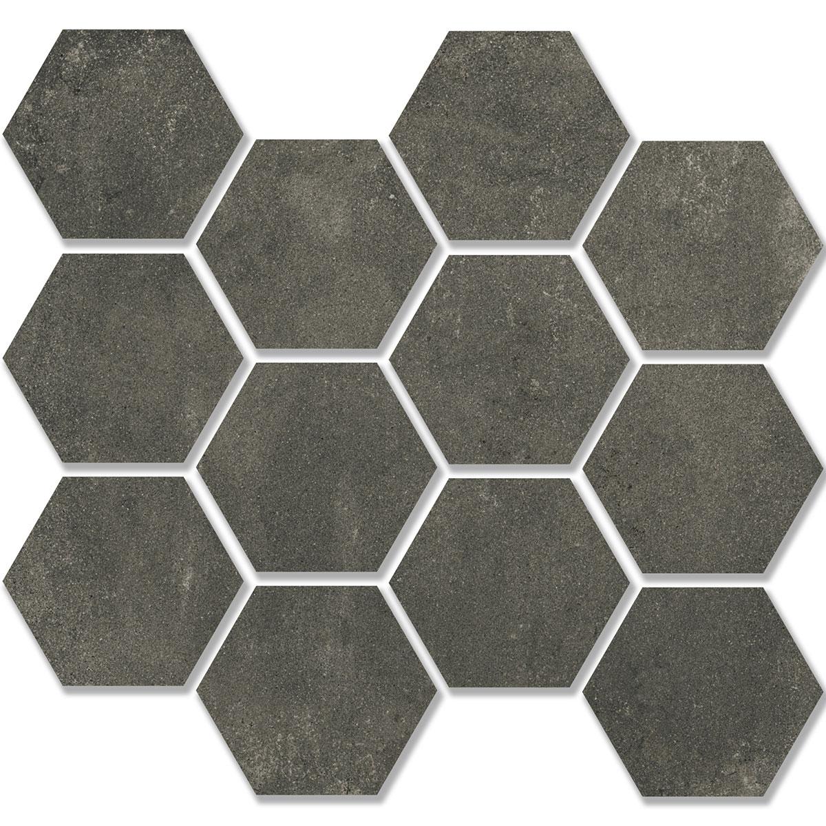 CAPETOWN peppercorn ash (grau) HEXA Image