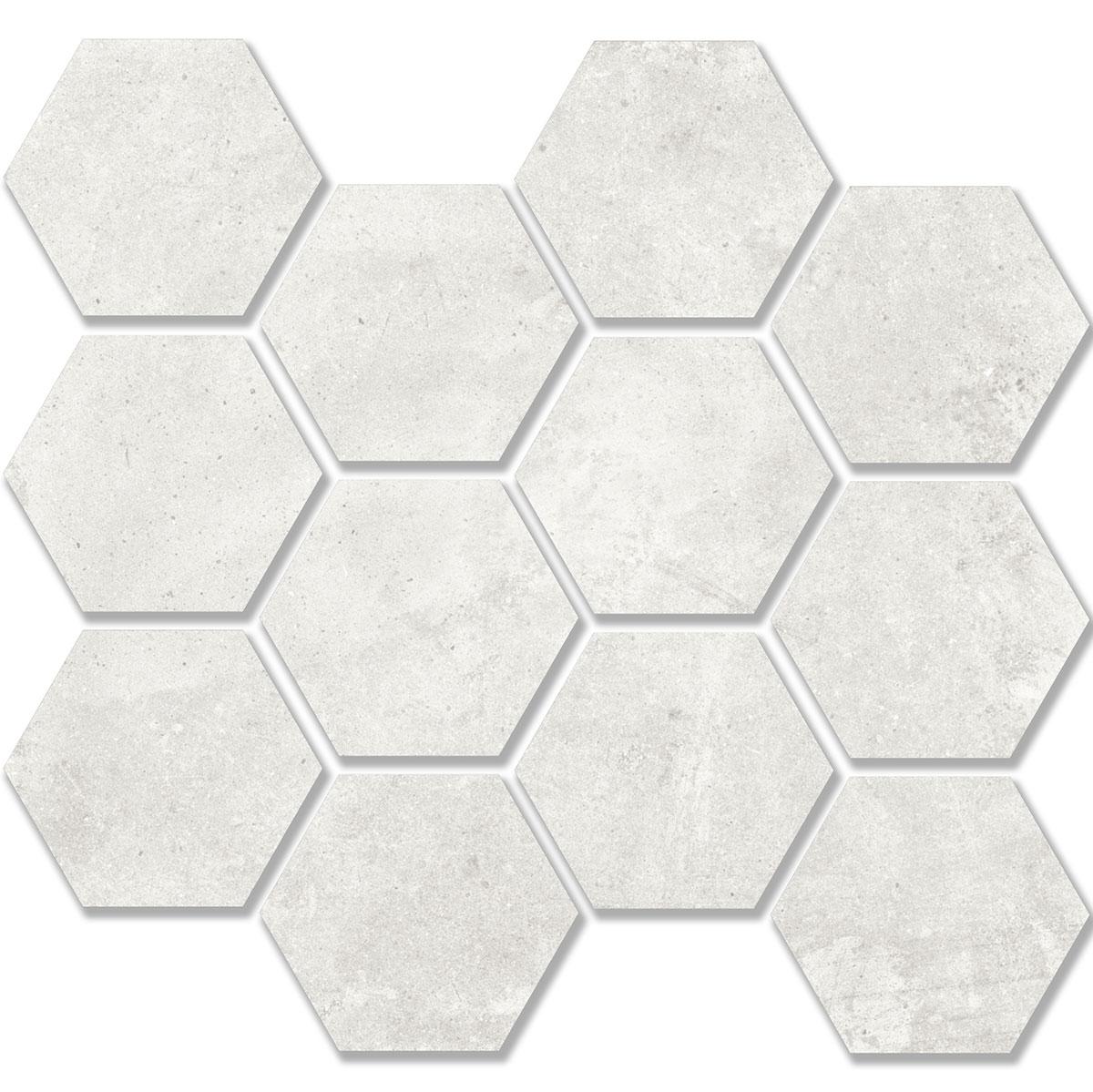 CAPETOWN white (weiß) HEXA Image