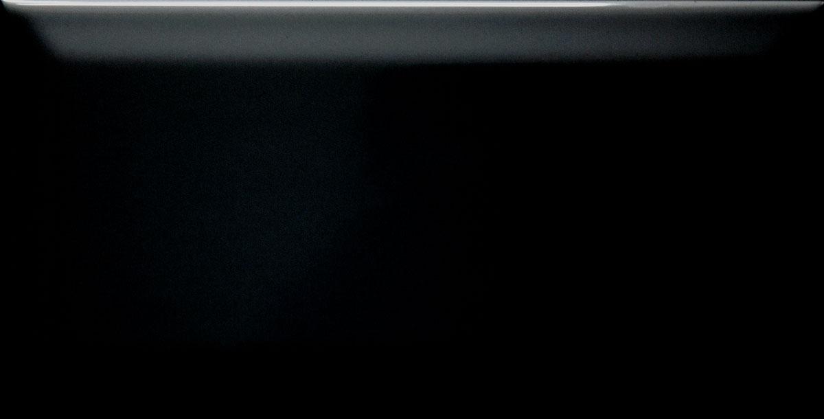 METRO Fliesen mit Facette schwarz glänzend Image
