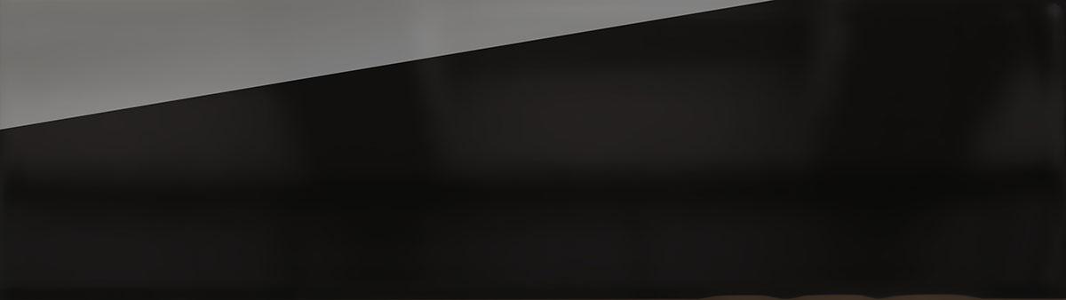 METRO Fliesen schwarz glänzend Image