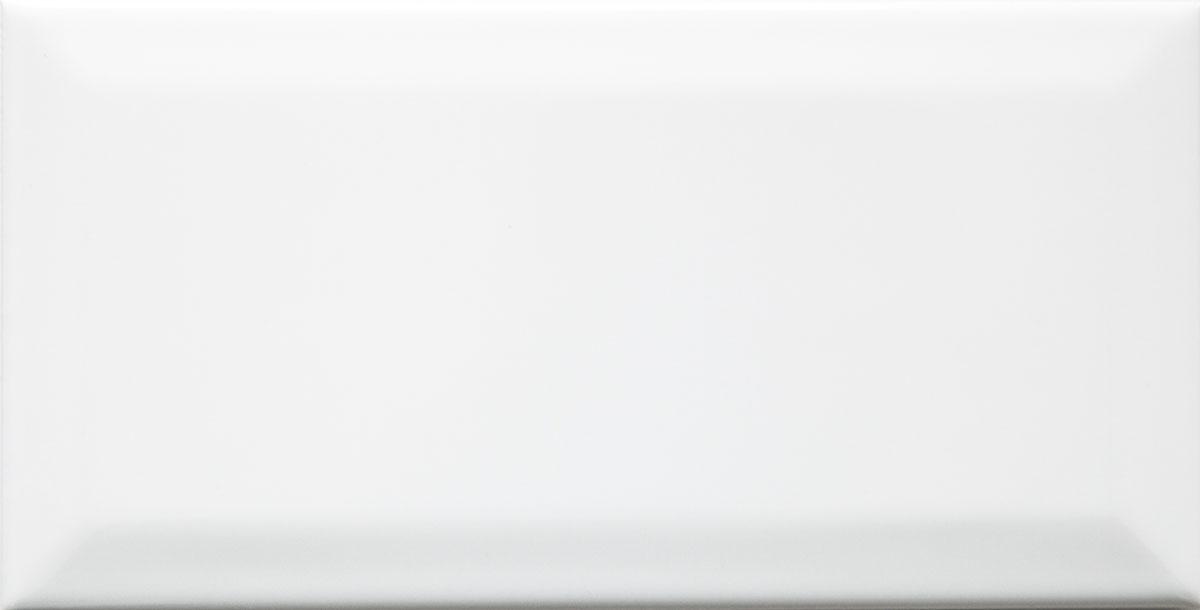 METRO Fliesen mit Facette weiß glänzend Image