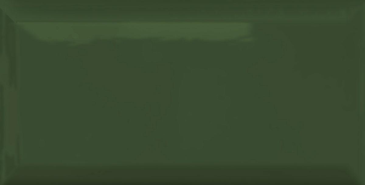 METRO Fliesen mit Facette dunkelgrün glänzend Image