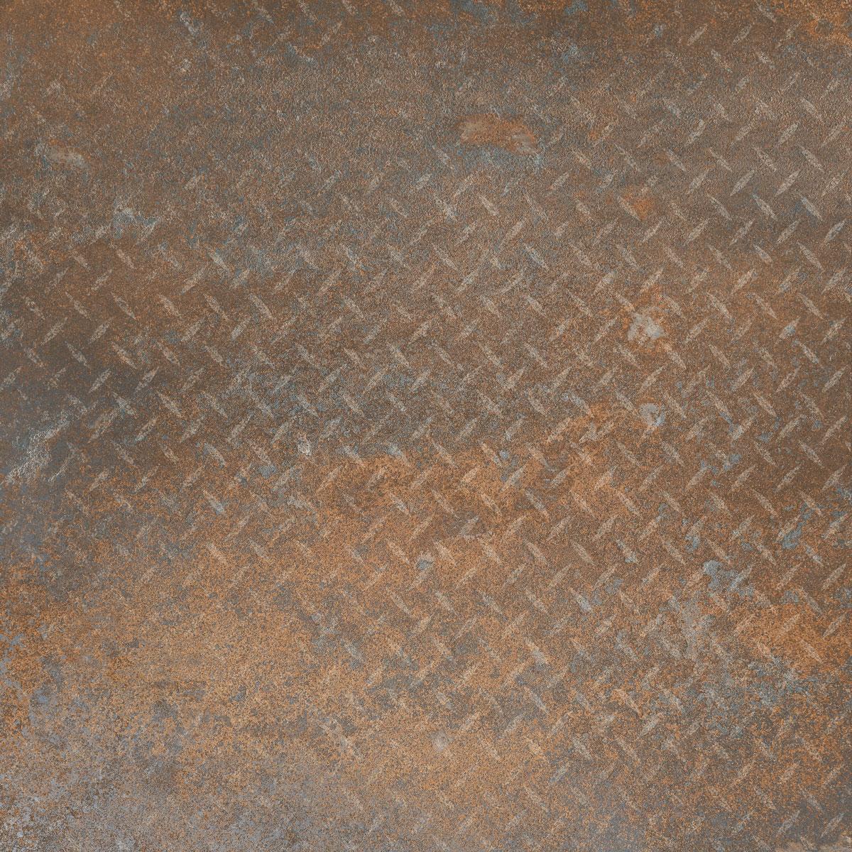 OXID MIX rust Dekor Linsenblech Image