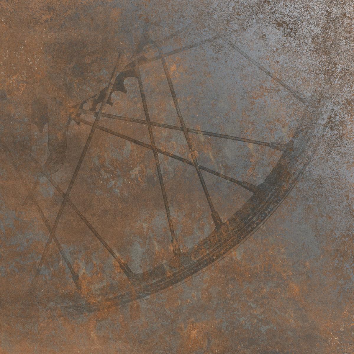OXID MIX rust Dekor Felge Image