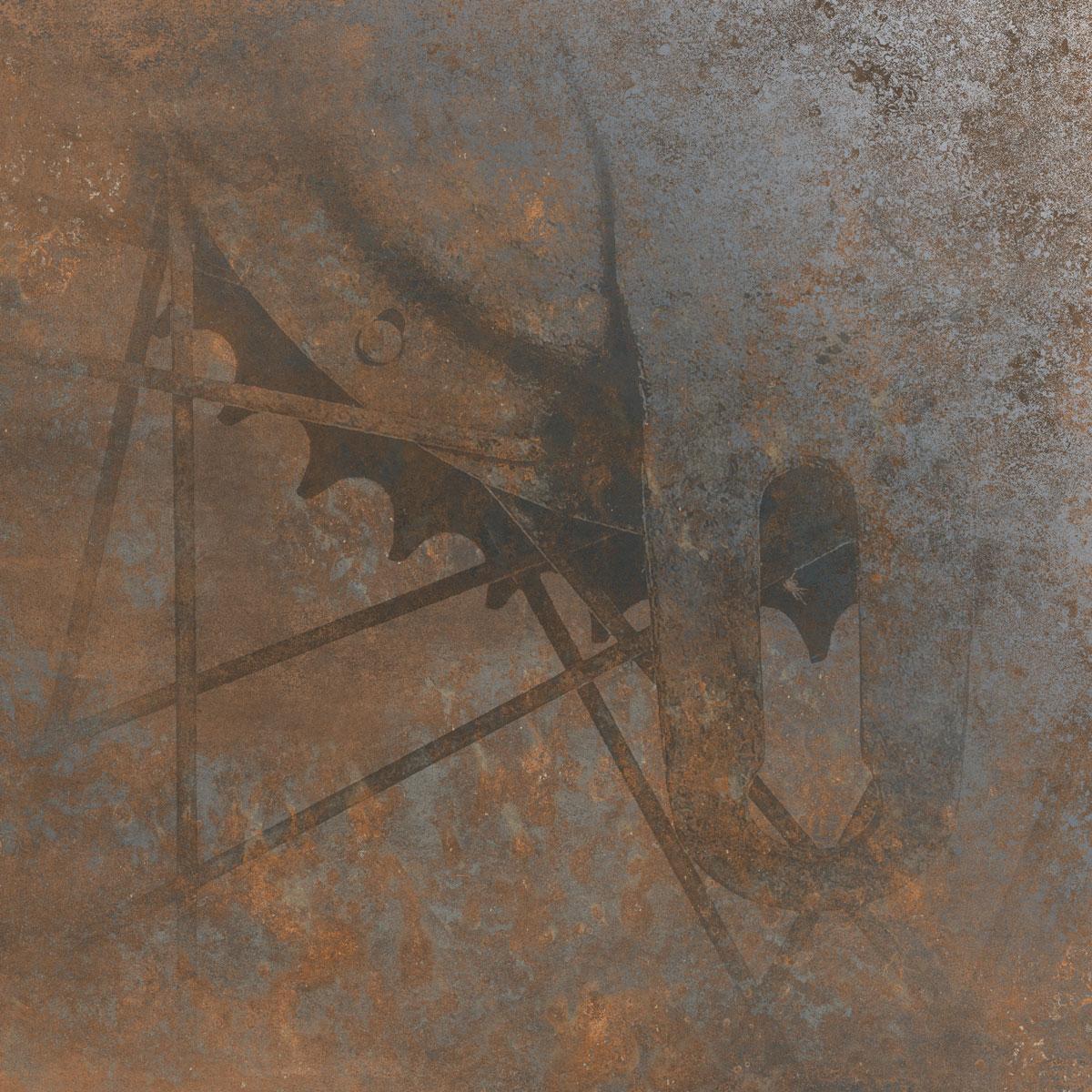 OXID MIX rust Dekor Speiche Image