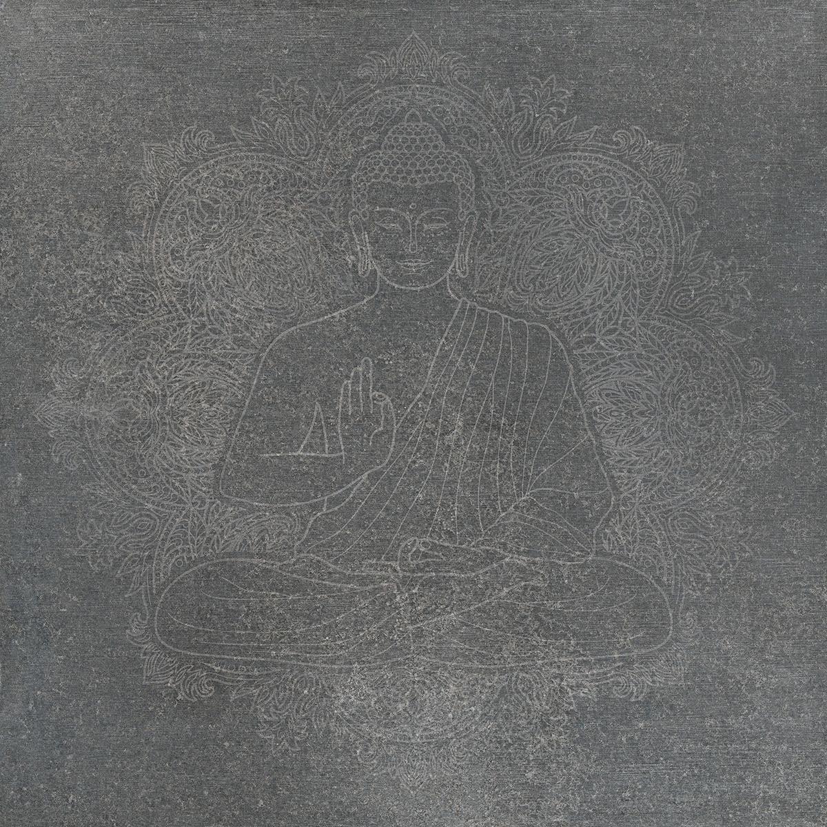PURE BALANCE magma Buddha Dekor Image
