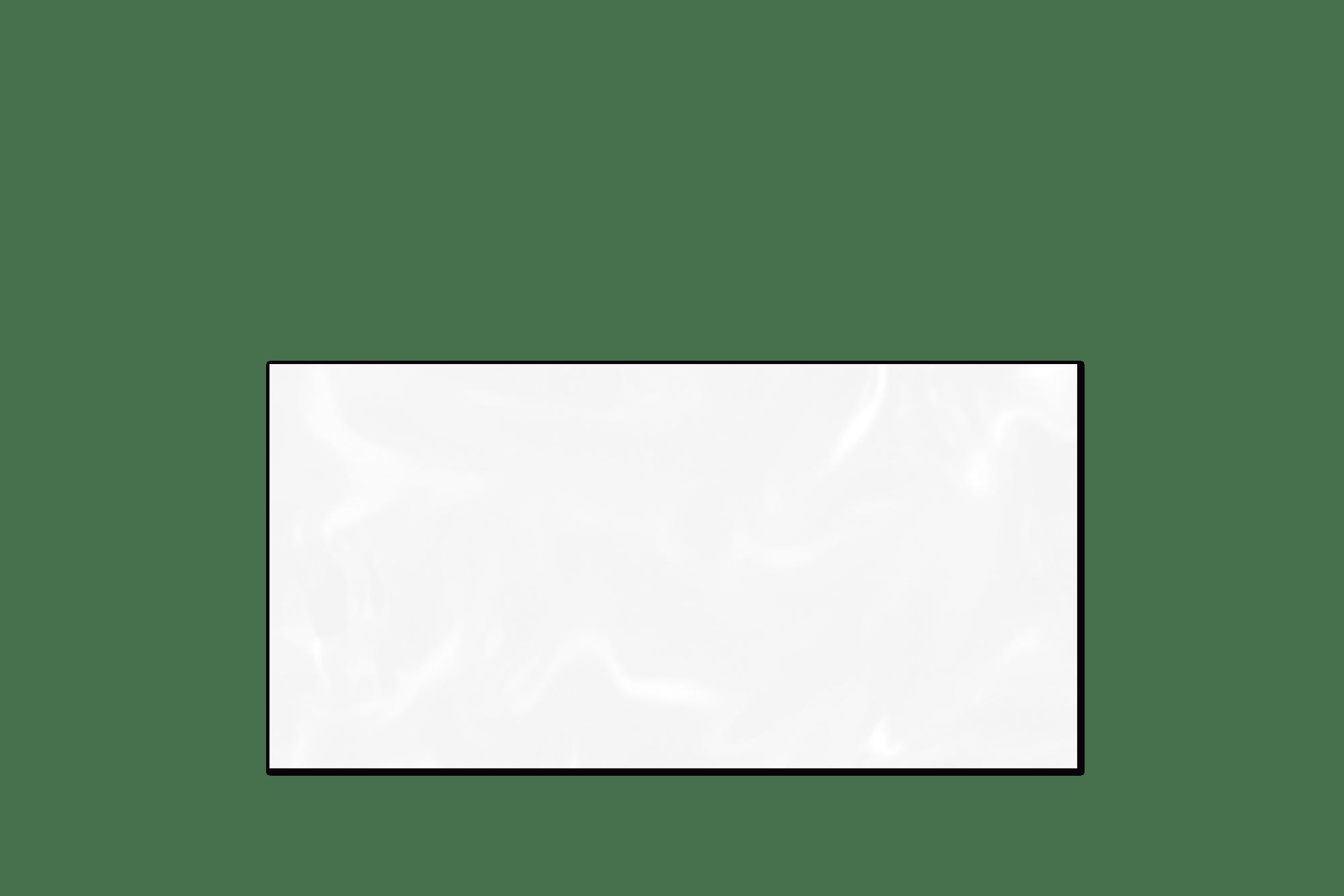 FUTURA 3060 weiß matt soft gewellt Image