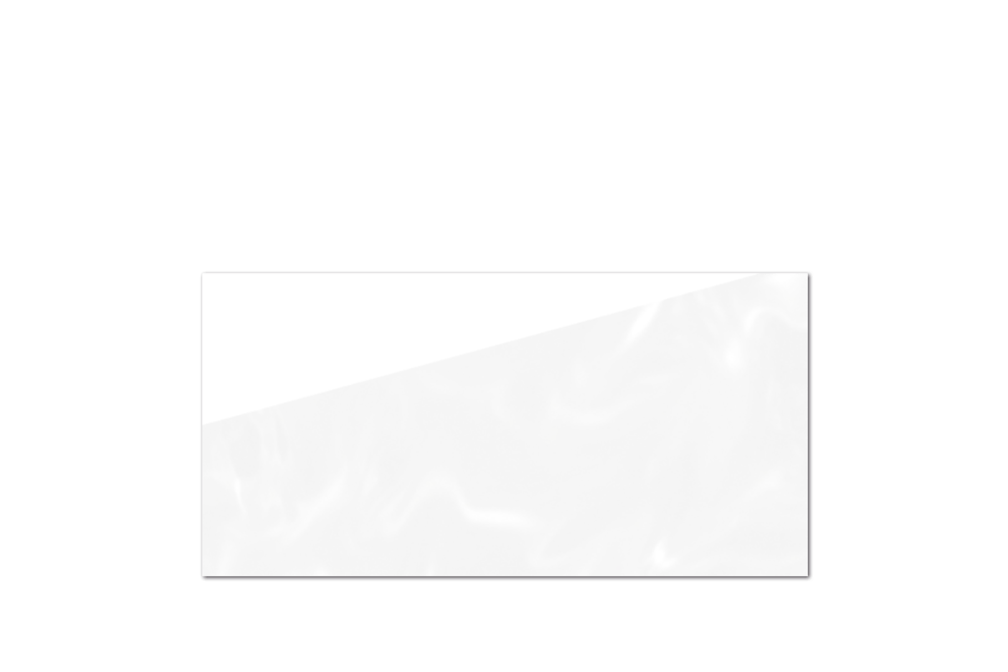 FUTURA 3060 weiß glänzend soft gewellt Image